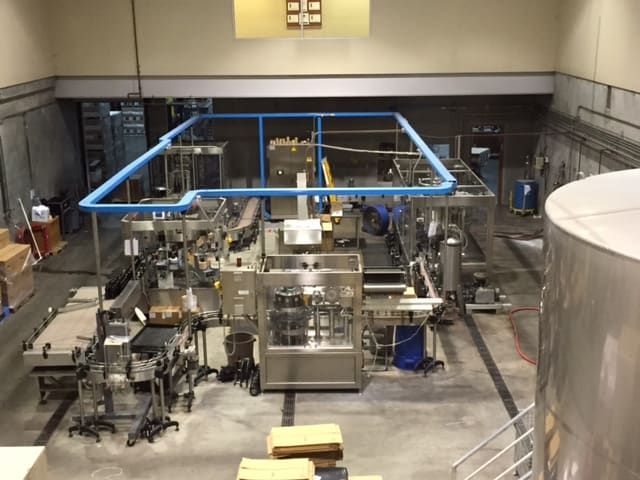 winery bottling plant