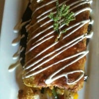 Villa Creek Squash Enchilada