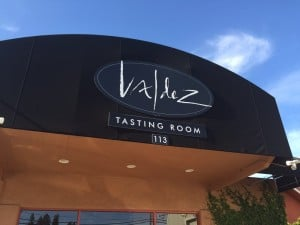 Valdez winery