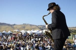 Napa Jazz Wine Food getaway