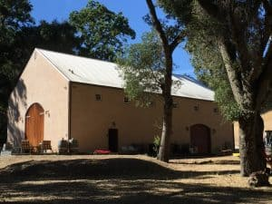dunning vineyard winery building