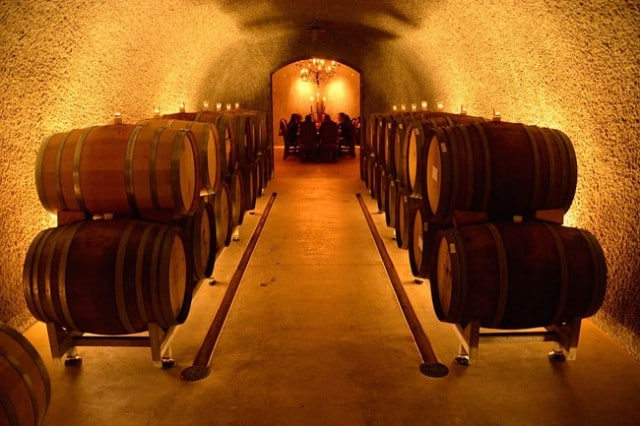 dutch henry winery cave