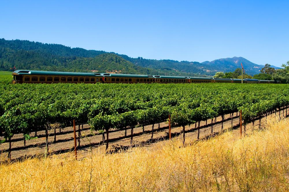 Napa Wine Train Discount