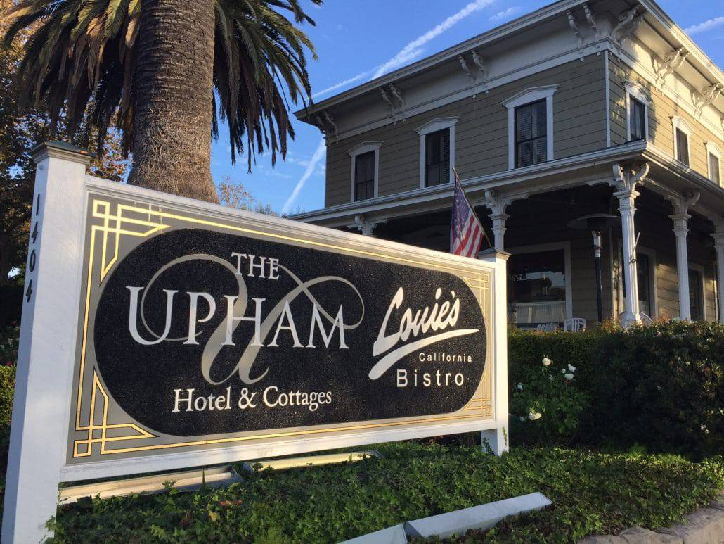 upham hotel santa barbara wine country