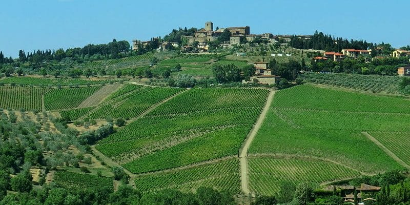 chianti italy wine travel