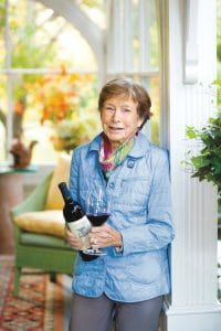 mary novack spotteswoode winery best napa valley wineries
