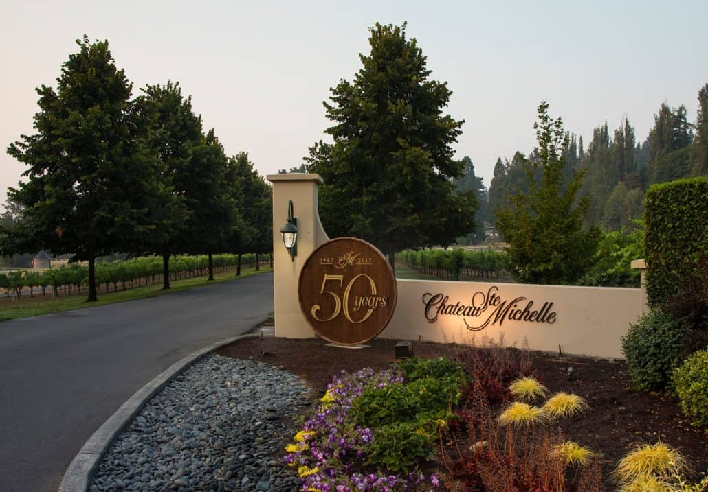 Washington top wineries
