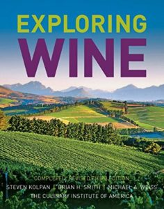 exploring wine book
