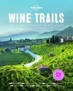 lonely planet wine trails book