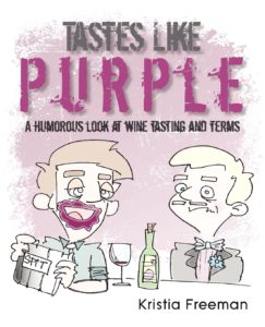 tastes like purple best wine book