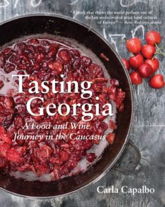 tasting georgia wine book
