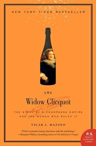 widow clicquot wine book