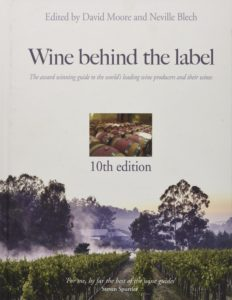 wine behind the label book