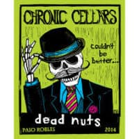 chronic cellars zinfandel