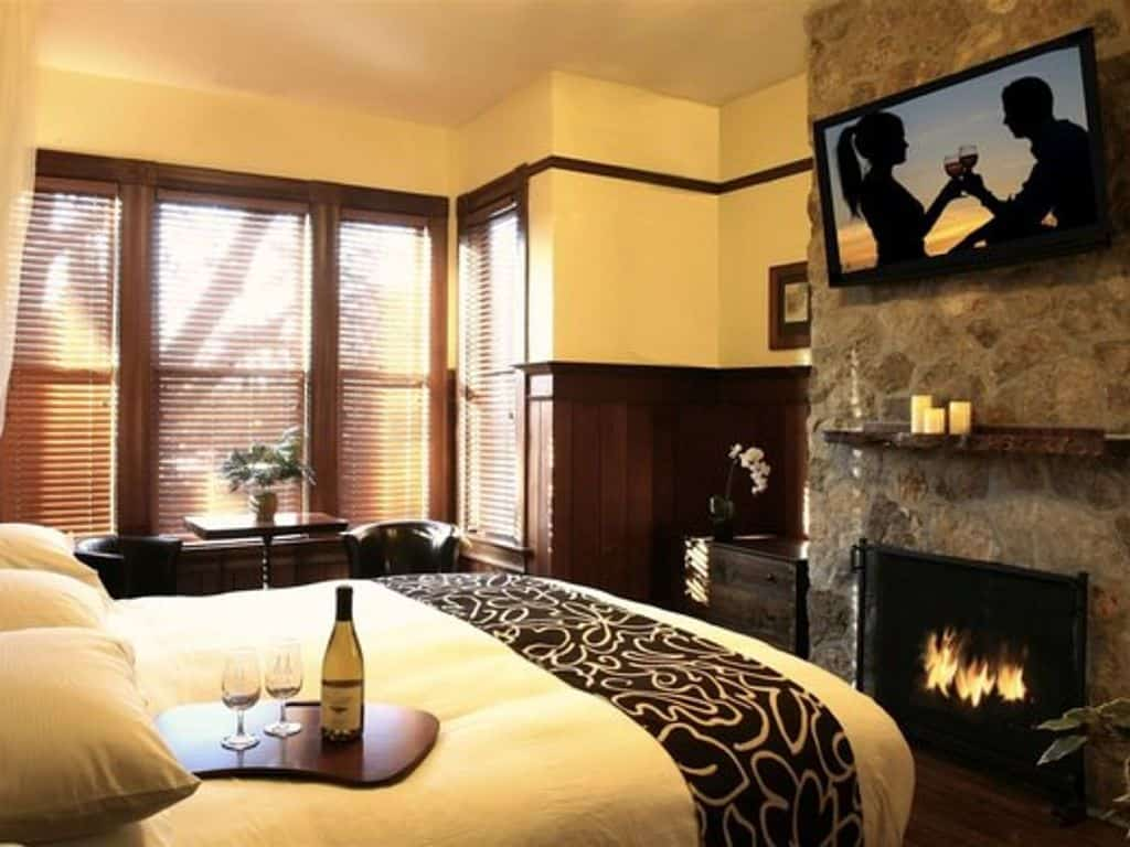 accommodation in napa valley