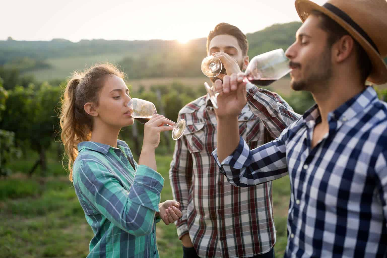 natural wine drinkers
