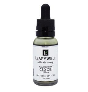 leafywell top cannabis oil online