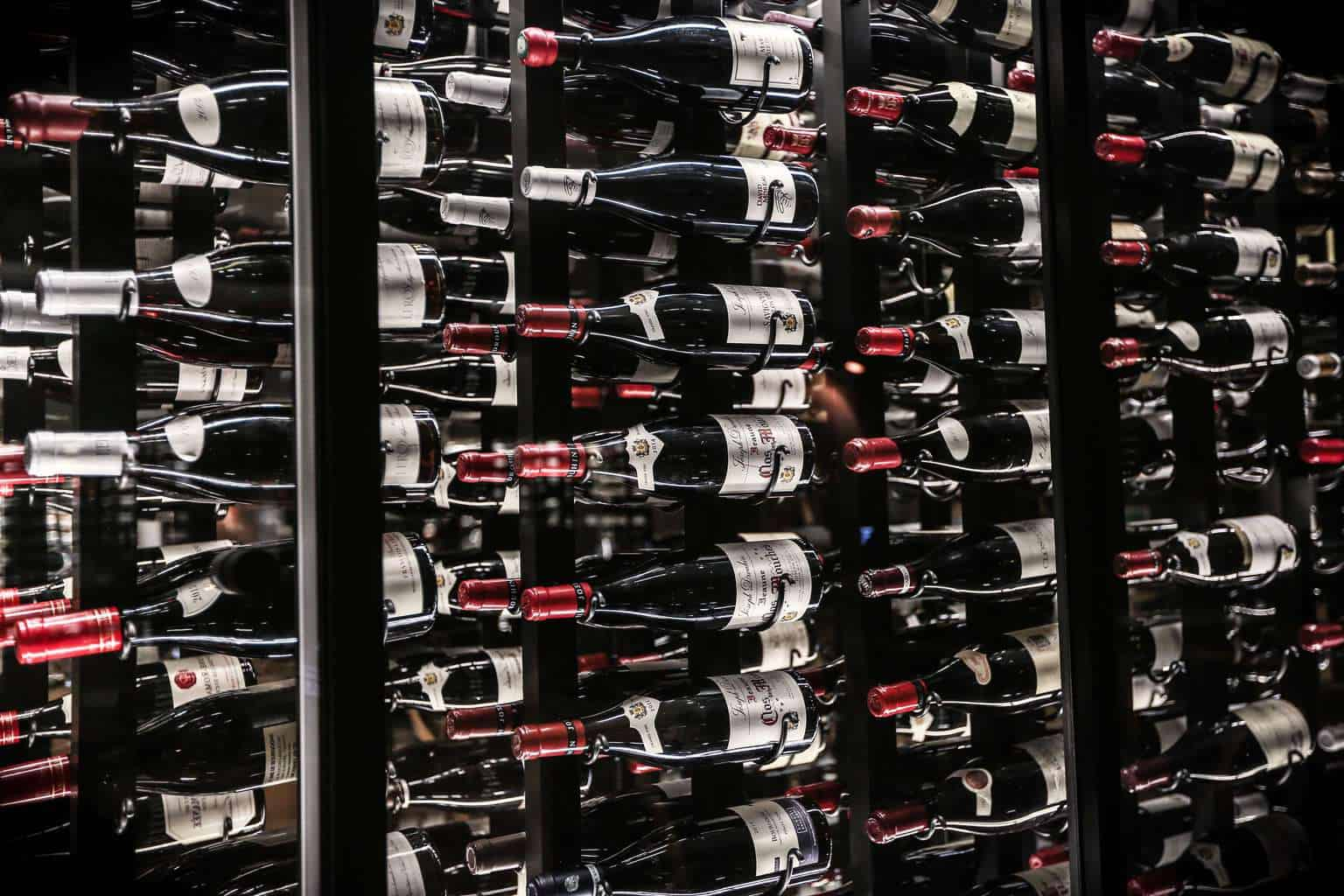 design a wine cellar