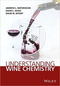 top wine chemistry book