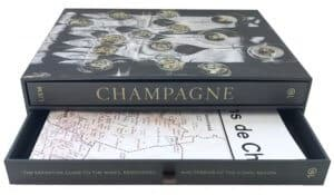 book about champagne
