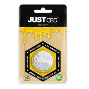 pure cbd powder