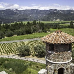 how many wineries in napa