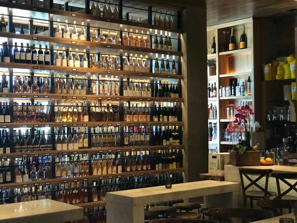 top beverly hills wine shops