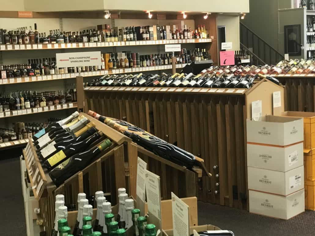 best wine shop woodland hills