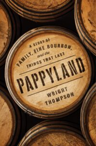 Pappyland Whiskey Book